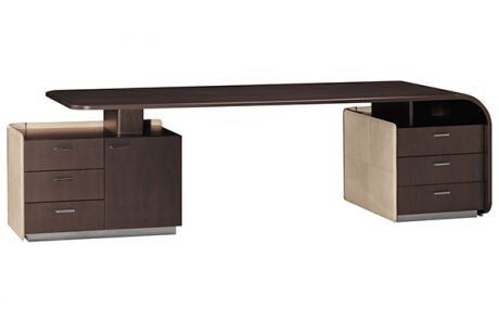 Smania Gramercy desk for design offices