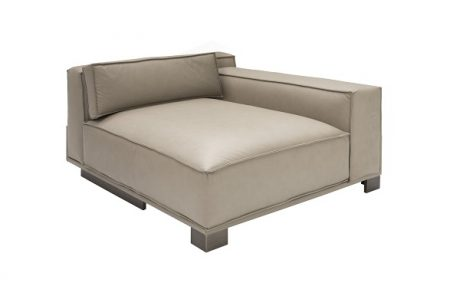 Belmond chaise longue - luxury modern Smania sofa