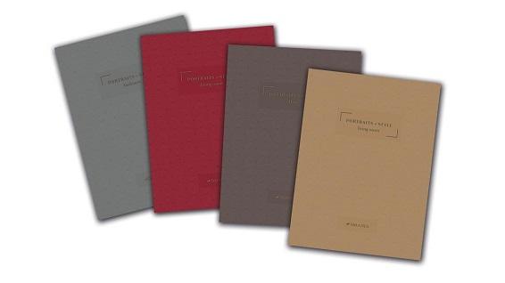 Smania catalogs Portraits of Style Modern classic home decor