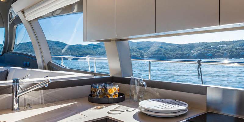 Smania luxury yacht supplies