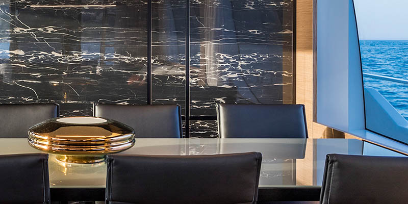 Smania european style yacht furniture